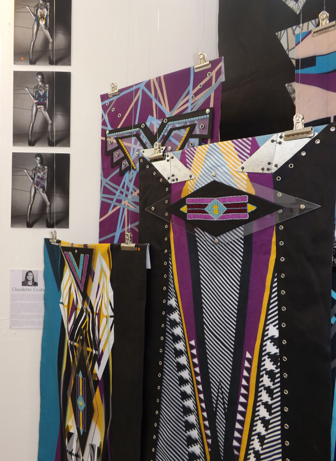 CCAD, BA (HONS) Textiles and Surface Design Degree Show